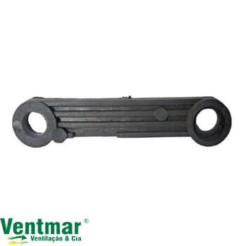 Braço de Ligação do Suporte do Motor Ventilador Solaster - Suporte Plástico que Aciona a Oscilação