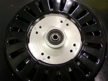 Motor do Ventilador de Teto Ciclone - 4pás - 127v - Equatorial - Preto - Com Rosca - Eixo 12mm - MTC