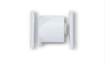 Exaustor de 20cm para Banheiro Até 48m2 - ITC 200mm 127v 55w 570m3/h - Exaustor ITC Catarina Branco
