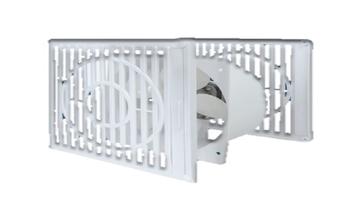 Exaustor de 20cm para Banheiro Até 48m2 - ITC 200mm 220v 55w 570m3/h - Exaustor ITC Catarina Branco