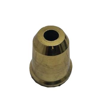 Canopla do Ventilador de Teto Loren Sid Inf - Plástica Dourada