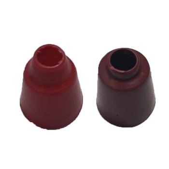 Canopla do Ventilador de Teto Arge Inf - Plástico Vinho - Vendido por Unidade