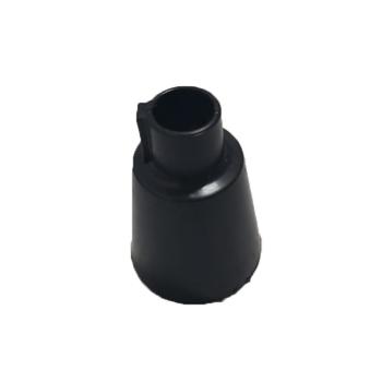Canopla de Ventilador de Teto Inf - Plástica Preta - Vendida por Unidade