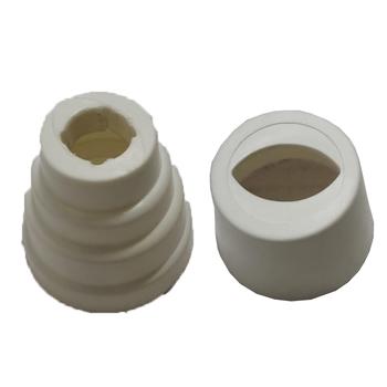 Canopla Plástica do Ventilador de Teto Spirit Inf Branca - Vendida por Unidade