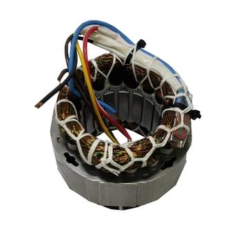 Estator do Motor para Ventilador Ventura 50/60cm Bivolts - Utilizar c/Capacitor de 3,5uF - Eixo p/Ro