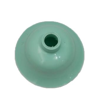 Canopla Copinho Plástico Inferior para Ventilador de Teto Aliseu - Vária Cores - *Vendida p/Unidade
