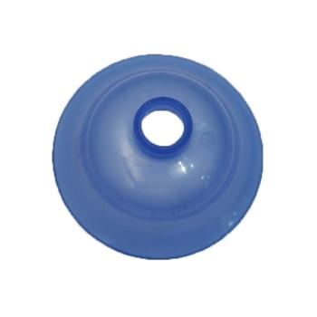 Canopla do Ventilador de Teto Aliseu Inferior Plástica (Azul, Amarelo, Branco, Preto, Verde) - Vendi