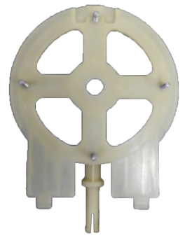 Tampa do Ventilador Loren Sid 50/60 cm Turbo Campana Plástica Dianteira - Cores
