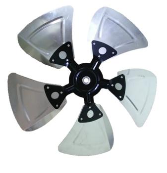 Helice para Climatizador Ventisol 45Litros CLI01 CLI02 - Hélice 5Pas em Metal Encaixe Eixo 13,0mm - Helice de Metal