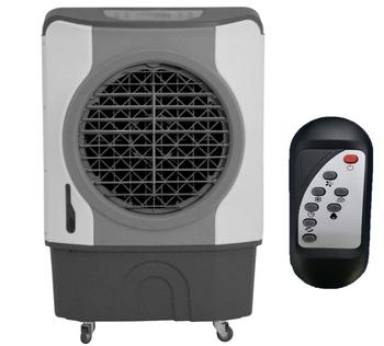 Climatizador de Ar Evaporativo Portátil 41Litros 127v 190w MWM M4500 c/Controle Remoto - Vazão 4.500