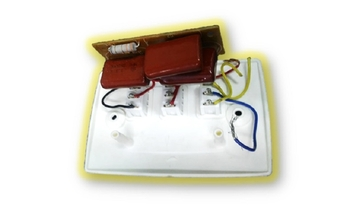 Chave Ventilador de Teto Aliseu Duo Geo Jet Smart Terral Wave - 3 Velocidades R1L Ventilador Aliseu