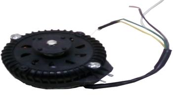 Motor exaustor loren sid 25cm bivolt 230w eixo 10,0mm - rolamento 6000zz - mtlsdexa