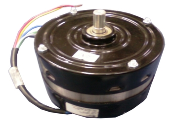 Motor exaustor loren sid 30/40cm bivolt 130/190w eixo 11,0mm - rolamento 6201zz - usar c/capacitor 06,0uF