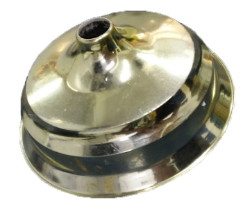 Canopla para Ventilador - Suporte Plástico - Serve para Diversas Marcas - Cor Especial