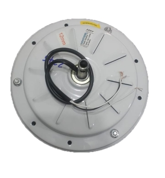 Motor do Ventilador de Teto Ventisol Flow - com Rosca - Branco - 3p 220v 02,0uF - Motor Modelo 12br