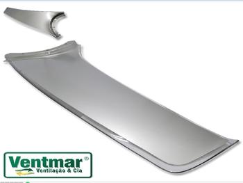 Pá Hélice para Ventilador de Teto LATINA Prata Gray - Silenzio Air Lumen VT673 VT633 *Vendida p/Unidade