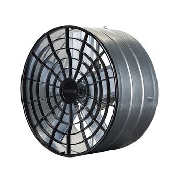 Exaustor Axial 50cm Ventisol 6500m/h 127v 12,0uF 250vac 1200RPM 150w EXAVTS EXA50