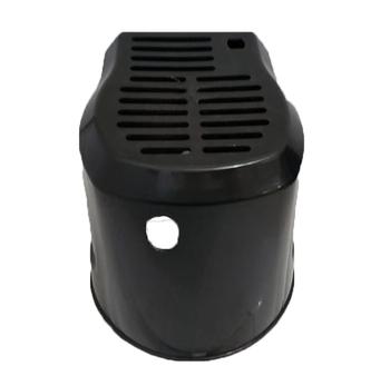 Capa do Ventilador Arge Max Atual Preto - Parede