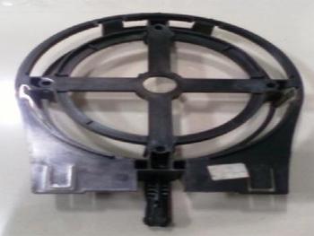 Tampa Dianteira do Ventilador Ventisol 50/60cm Plástica Geração 3 para Rolamento 0608 com Pino