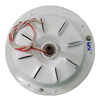 Motor do ventilador de teto primavera 220v branco - modelo 3 pÁs - serve tambÉm para ventilador vent
