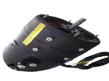 Motor para Ventilador Solaster 50/60/70cm Bivolts A/B/V Plus Preto - Eixo 10mm