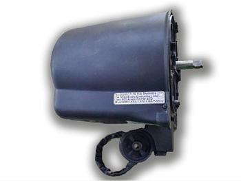 Motor do Ventilador Solaster 60cm Bivolt Acapulco Par STD - 06,0UF Preto - Eixo 10mm M/L - Rec