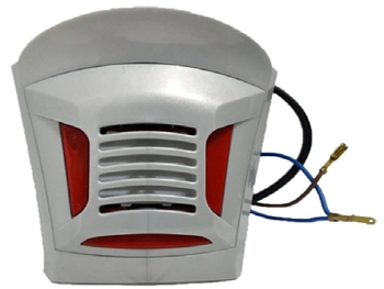 Dispositivo Repelente Elétrico 127v à Pastilha - Dispositivo Repelente do Ventilador Mondial 40cm Turbo Force 8P