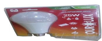 Lâmpada Bulbo led 25w 6500k Bivolts Luz Branca de Alta Potência