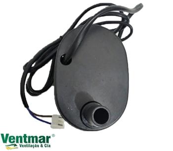 Bomba DÁgua para Climatizador 127Volts Vazão 0800LH Bomba para Climatizador MWM M4500 M9000 e Ventisol CLI-01 45 70 ou 100 Litros MotoBomba Original