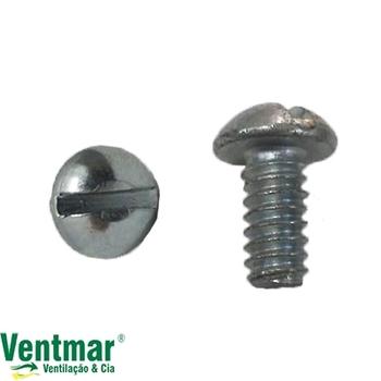 Parafuso da Garra Suporte da Pá do Ventilador de Teto Ciclone - Compor Kit c/09-Unidades