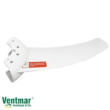 Pá Hélice para Ventilador de Teto Arno VX4010 - PÁ Plástica Branca - *Vendida p/Unidade - *SALDÃO