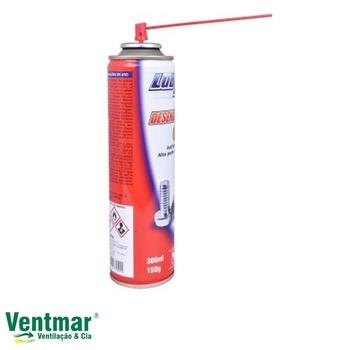 Spray Anti-Ferrugem Lubrificante Desengripante M-500 Lub Fast 300ml