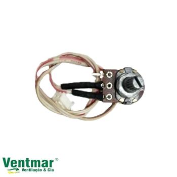 Dimer Rotativo Sem Clique do Umidificador Hidromel Sapo/Rato - 0100w Bivolt