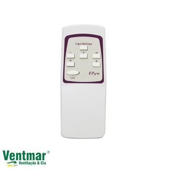 Módulo Transmissor do Controle Remoto Ventilador Lunik Atual Bivolts - *Apenas o Módulo Transmissor/Manual Venti-Delta Efyx - Módulo Bivolts*