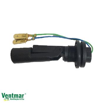Sensor de nível da água do reservatório do climatizador Climattize Easy New - Sensor Elétrico Bivolts do Nível de Água Climatizador Easy New
