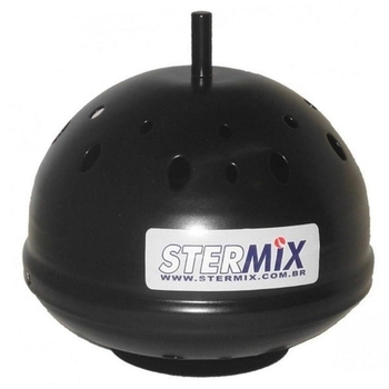 Esterilizador De Ar Stermix Mini STE-10 Preto 127Volts - Para Até 7m2 - Ste 10 127v Preto - Stermix