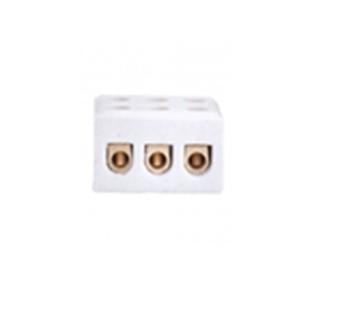Conector de Porcelana para Conexões de fios e cabos elétricos de até 10,0mm