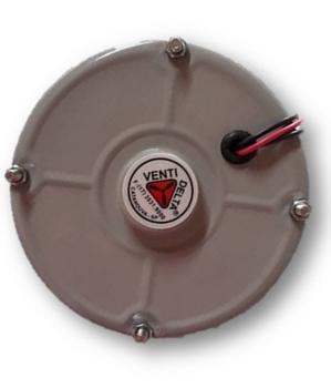 Motor para Exaustor VENTI-DELTA 50cm 220v - Eixo 10mm - Usar capacitor 04uF*Não Incluido