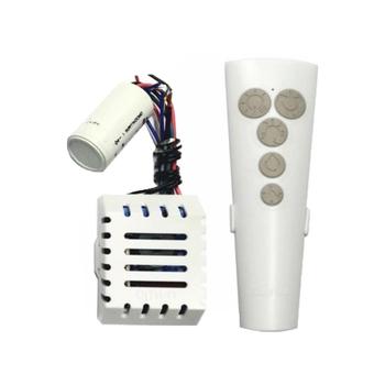 Controle Remoto Ventilador De Teto Aliseu Terral 127v IC55 RF - Kit Com Capacitor 14,0uF 3Fios 4,5+9,5mF T+R