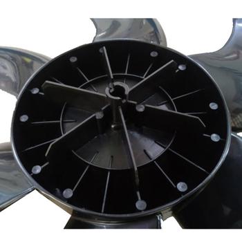 Hélice para Ventilador MONDIAL 40cm 6Pás Preto HELVOMONDIAL HEL40 HELMONDIAL