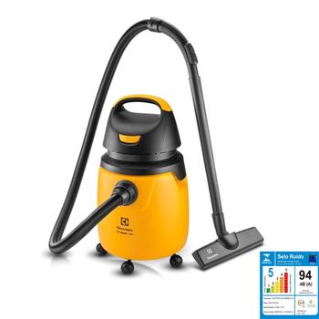 Aspirador de Pó Electrolux GT30N 127v 1300w- Aspirador de Água e Pó Profissional - Amarelo (OCP-0040