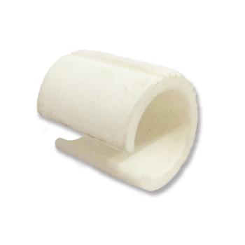 Borracha Sapata Anti-Derrapante do Suporte Base do Ventilador de Mesa VENTI-DELTA 40/50cm Cor Branca - *Vendida p/Unidade