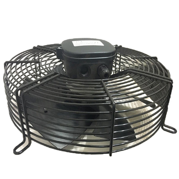 Exaustor Soprador Axial 30cm - Cooler Asafan ASA 300mm 7Pás X301 2E-300BC 220v 180W