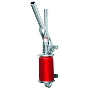 Amassador de Latas de Alumínio até 350ml - Delta Prático - Amassador Manual de Latinhas