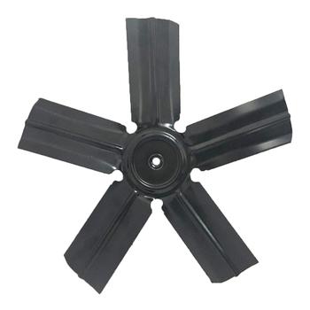 Helice para Exaustor ARGE 40cm 5Pas - Encaixe Eixo 10mm com Parafuso Lateral - A-400