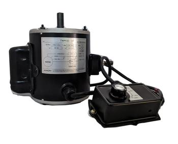 Motor para Ventilador de Parede Ventisol de 1 Metro/100cm 220V - Motor Ventilador 1 Metro 1/2cv New 220V 370W