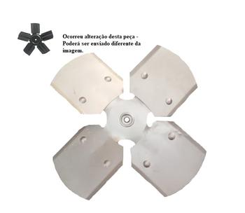 Helice para Exaustor ARGE 30cm 4Pas - Encaixe Eixo 10mm com Parafuso Lateral - A300