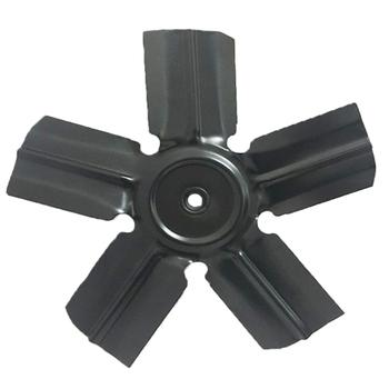 Hélice para Exaustor ARGE 30cm 4Pás - Encaixe Eixo 10mm com Parafuso Lateral - A300