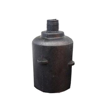 Soquete para Ventilador de Teto ARGE SEM Miolo ou Casquilho - Ventilador Arlux - Ventilador Gênius - Ventilador Ventus - Tron Marbela - Vendido p/Unid