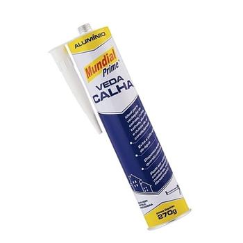 Adesivo Veda Calha 270/280/300ML - Cor Alumínio